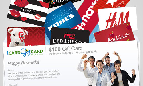 iCARD Gift Cards